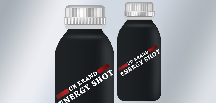 private label energy shot